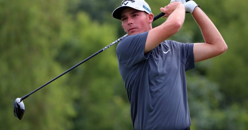 WISE WINS FIRST TITLE AT BYRON NELSON