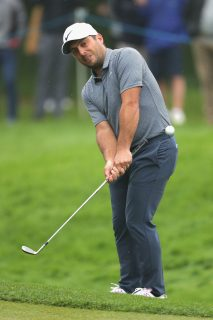 Molinari only dropped two shots in 72 holes