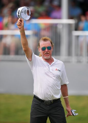 JIMENEZ RIDES OFF WITH FIRST SENIOR MAJOR