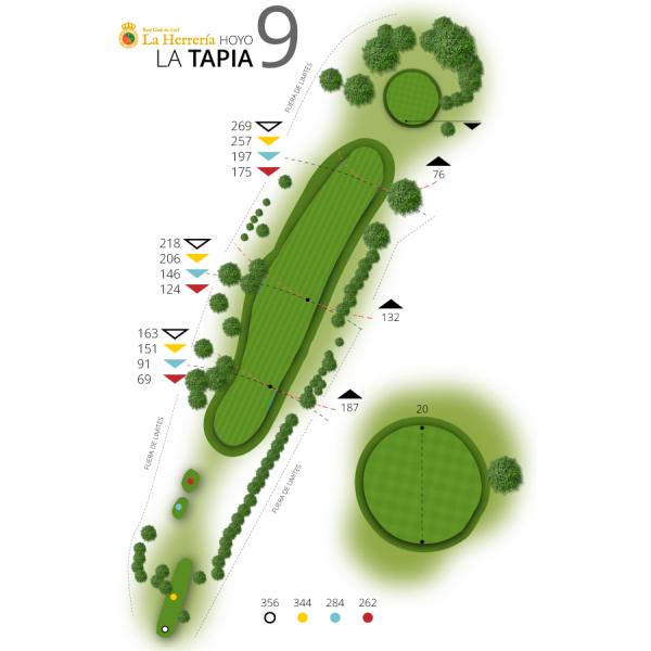 Hole 9 | The Tapia