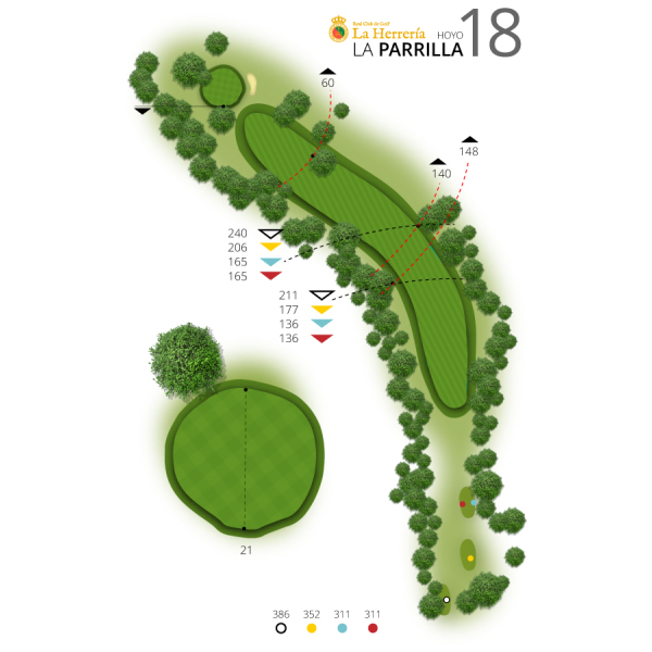 Hole 18 | The Grill