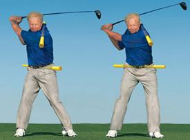 """""""Latissimus Dorsi"""" in Golf"""