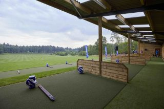 Bearwood Lakes has renovated all of its practice facilities, with an extended range, new bays and a new short game area