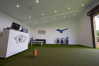 MIZUNO OPENS NEW TOUR PERFORMANCE STUDIO AT BEARWOOD LAKES