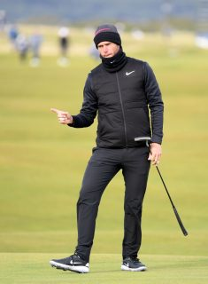 Bjerregaard blows Hatton off course for Dunhill Links treble