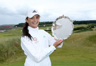 SOPHIE LAMB TURNS PRO AHEAD OF INDIAN OPEN