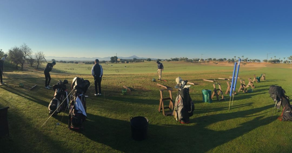 🇬🇧 Last day of the MCGP New Year Golf Camp @ Hacienda del Alamo in Murcia.