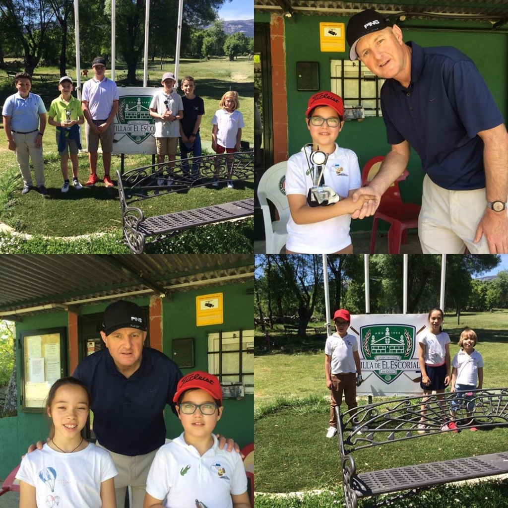 🇪🇸Torneo mensual de la escuela infantil ayer, siempre uno auténtico placer a pasar tiempo con ellos en el campo. Enhorabuena a los ganadores y todo que participó. 🇬🇧Yesterday we had the monthly tournament for the kids school. Always a pleasure to spend time with them in the course. Congrats to the winners and all who took part