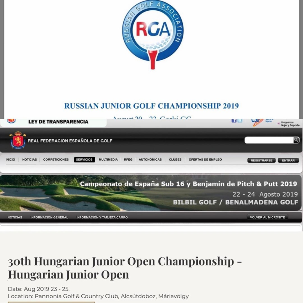 🇬🇧Good luck to all the Junior students of MCGP playing across Europe in national junior championships this week. Too many to mention everyone. Play well and enjoy!. 🇪🇸Suerte a todos los alumnos juveniles que juegan en campeonatos nacionales por todos los lados de Europa. Demasiados para mencionar a todo. Juegas bien y pasadlo mejor
