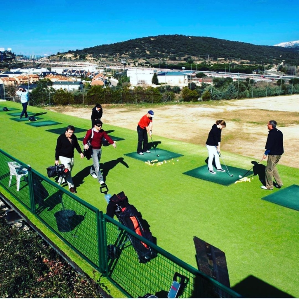 🇪🇸AHORA Martin Cummins Golf Performance también en Green Paddock, Torrelodones!. Nos acercamos a Madrid para dar un servicio diferente, completo y con un plus de calidad. Entrena con los métodos y la tecnología de los jugadores del tour. Solamente 10 minutos de la M40!. 🇬🇧NEWS, Martin Cummins Golf Performance also en Green Paddock, Torrelodones!. We open our second site closer to Madrid, bringing with us our different and complete coaching service. Train using the methods and technology as used by tour players. Only 10 minutes from the Madrid ring road, the M40