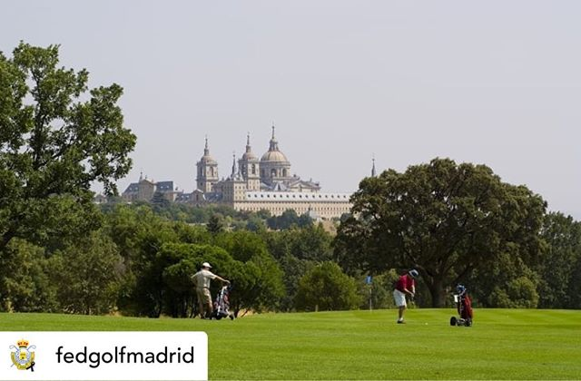 🇪🇸 Un placer a hablar con @fedgolfmadrid de nuestra primera semana en Fase 1. Muy agradecidos a nuestros alumnos por su apoyo en esta época extraordinaria. También que podemos volver a trabajar en un sitio precioso como @rcglaherreria. 🇬🇧A pleasure to speak to @fedgolfmadrid about our first week in Fase 1. We are very grateful to our students for their support in this extraordinary period. Also that we are able to return to work in a beautiful place like @rcglaherreria