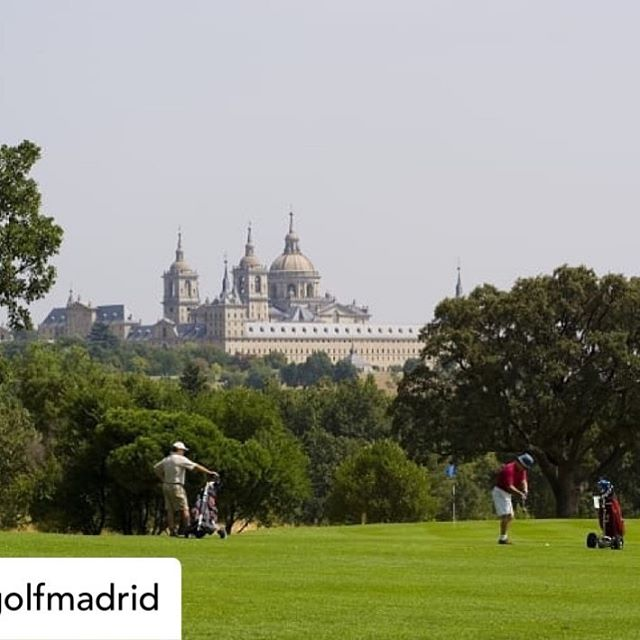 🇬🇧A pleasure to speak to @fedgolfmadrid about our first week in Fase 1. We are very grateful to all our students for their support in this extraordinary time. Also to @enriqueoctaviodetoledo y @rcglaherreria for the chance to return to work in such a beautiful place. 🇪🇸Un placer a charlar con @fedgolfmadrid de nuestra primera semana en Fase 1. Muy agradecidos a nuestros alumnos por su apoyo en este periodo extraordinario. También a @enriqueoctaviodetoledo y @rcglaherreria que podamos volver a trabajar en este sitio precioso